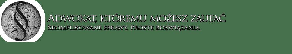 logo Kancelaria adwokacka ☆ adwokat ☆ Wrocław